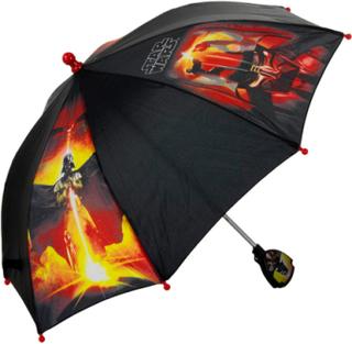 Lisensiert Svart Star Wars Paraply 50 cm