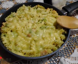 recipe: zapiekanka makaronowa z mięsem mielonym i pieczarkami [19]