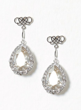 Lily and Rose Miss Scarlett Earrings Crystal