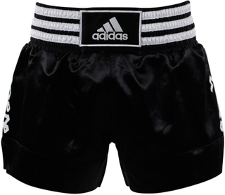Adidas Thaiboxningsshorts Svart/vit