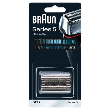 BRAUN Braun 52S MN SILVER BCD