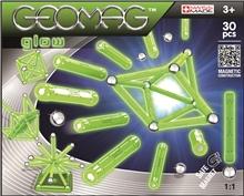 Geomag Kids Panels Glowing 30 deler 1 set
