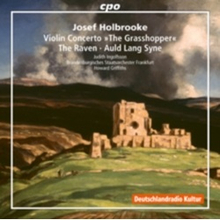 INGOLFSSONGRIFFITHS - HolbrookeSymphonic Poems (Audio CD)