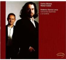ALVAREZCATALA - Poems Of Federico Garcia Lorca (Audio CD)