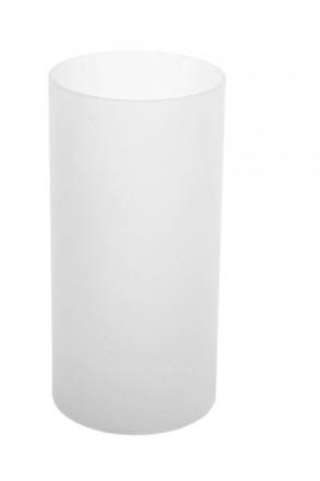 Glas t/olielampe Basic Frosted klar