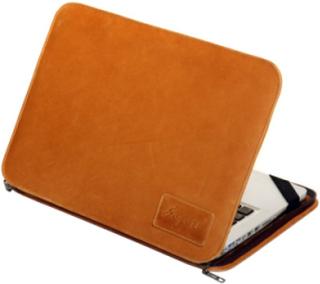 MacBook fodral 15'' - Cognac