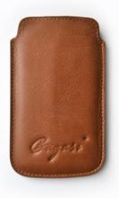 Mobilfodral (iPhone 4) - Cognac