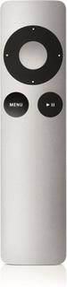 Apple Remote, Fjärrkontroll till iPOD/iPHONE/APPLE TV/MAC, Silver