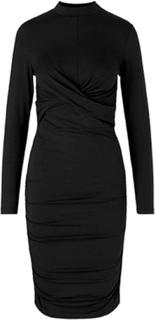 mbyM - Kjole - Janna Dafni Dress - Black