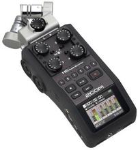 Zoom H6 Ljudinspelare