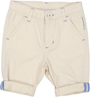 Geggamoja Chino Shorts Beige