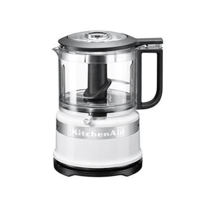 KitchenAid Mini Foodprocessor 0,95 liter Hvid