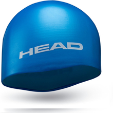 Head Silicone Moulded Cap lightblue 2020 Badehetter