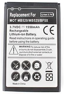 Ersättningsbatteri BF5X