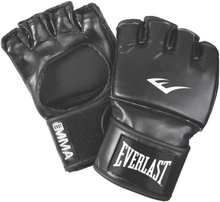 EVERLAST MMA Open Thumb Grappling gloves L/XL.