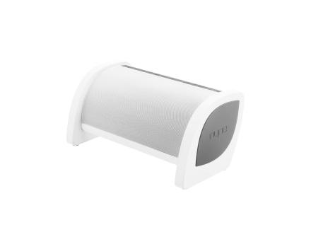 Bass White Wireless Bluetooth Speaker