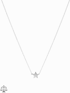 SOPHIE By SOPHIE Mini Star Necklace Halsband