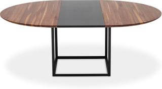 Iläggsskiva Jewel Table - Rund