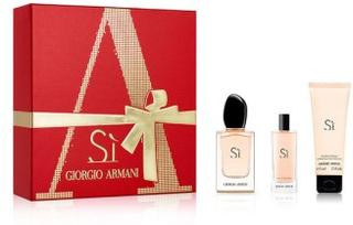 Giorgio Armani Si EDP & EDP Mini & Body Lotion 50 ml + 15 ml + 75 ml