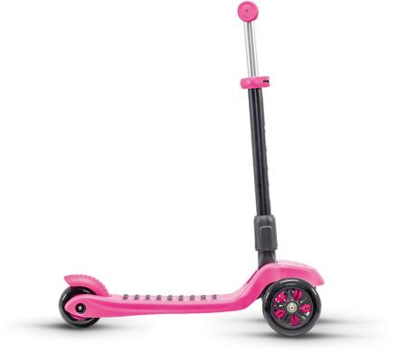 s'cool flaX mini Løbehjul til børn pink 2019 Løbehjul