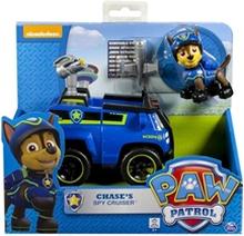 Paw Patrol Chase og Spy Cruiser