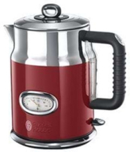 Vedenkeitin Retro 21670-70 - Ribbon red - 2400 W