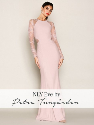 NLY Eve Long Sleeve Tight Gown