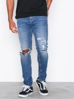 Tiger Of Sweden Jeans Evolve Jeans Jeans Ljus Blå
