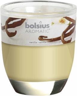 Bolsius 6 stk. duftlys vanilje creme 103626150375