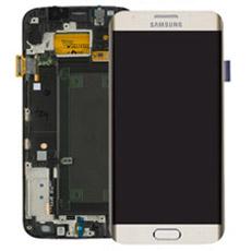 Galaxy S6 Edge - LCD GULD