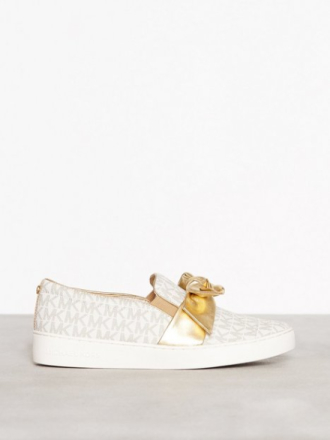 Slip-On - Vanilla Michael Michael Kors Willa Slip On