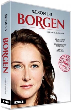 Borgen Season 1-3 - DVD