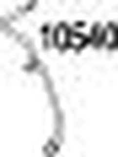 Trykksensor,partikkelfilter WALKER 10540