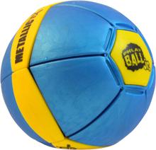 Phlat Ball Junior Metallic - Blå