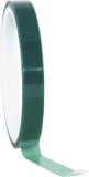 Tejp TOOLCRAFT Silikon Grön (LxB) 66 m x 19 mm 1 r