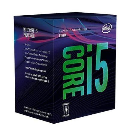Intel Core I5 - 8600k Cpu, 1151, 3,6 Ghz (4.3 Turbo), 6-kjerne, 95-...