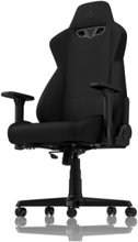 S300 Gaming Chair - Stealth Black Krzes?o gamingowe - Czarny - Tkanina - 136.1 kg
