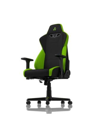 S300 Gaming Chair - Atomic Green Krzes?o gamingowe - Czarno-zielony - Tkanina - 136.1 kg