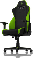 S300 Gaming Chair - Atomic Green Krzes?o gamingowe - Czarno-zielony - Tkanina - 136.1 kg