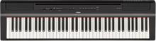 Yamaha P-121B Digital Piano - Black