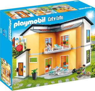 Playmobil9266, Modernt bostadshus