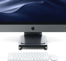 Satechi USB-C Aluminum Stander Hub til iMac m. USB 3.0, SD, microSD og mini jack