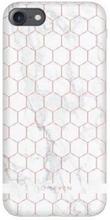SoSeven Milan Hvid iPhone 6/6s/7/8