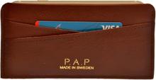 PAP RIKA iPhone læder cover Brun