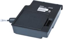 Battery base for PT-D800W label maker