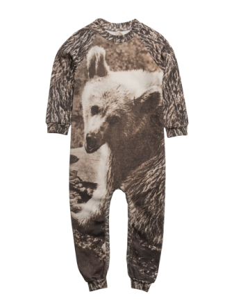 Sweat Suit Baby Bear Cubs - Boozt