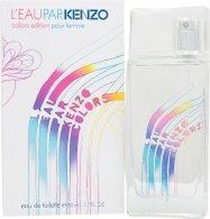 Kenzo LEau Par Kenzo Colors Edition Pour Femme Eau de Toilette 50ml Spray