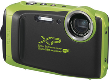 Fujifilm Finepix XP130 Digitalkamera - Limette