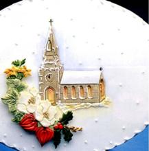 Church / Kirke, udstikker
