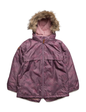 73 -Snow Jacket With Aop